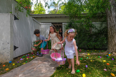 Auntie Wah's & Uncle Ed's Annual Easter Egg Hunt 2017-8