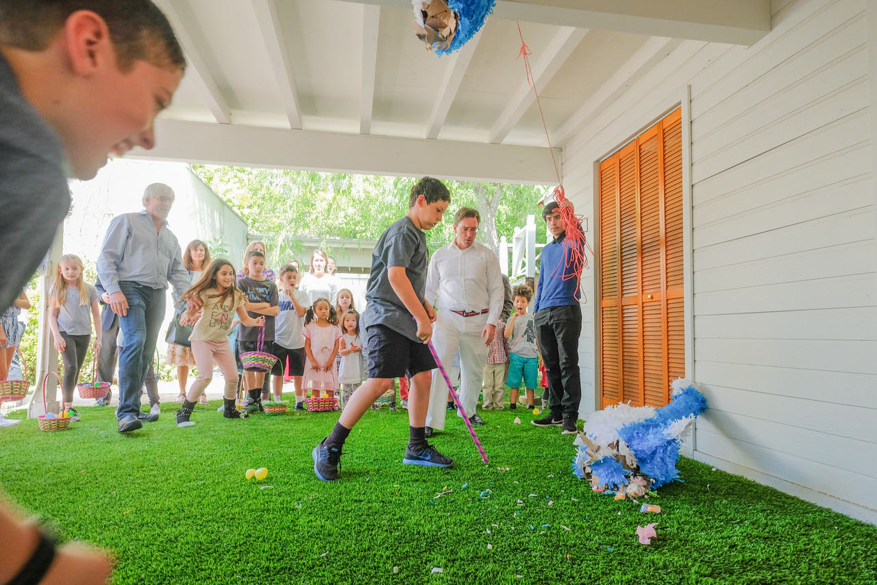 Auntie Wah's & Uncle Ed's Annual Easter Egg Hunt 2017-118
