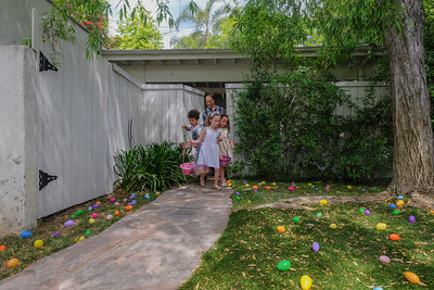 Auntie Wah's & Uncle Ed's Annual Easter Egg Hunt 2017-6-2