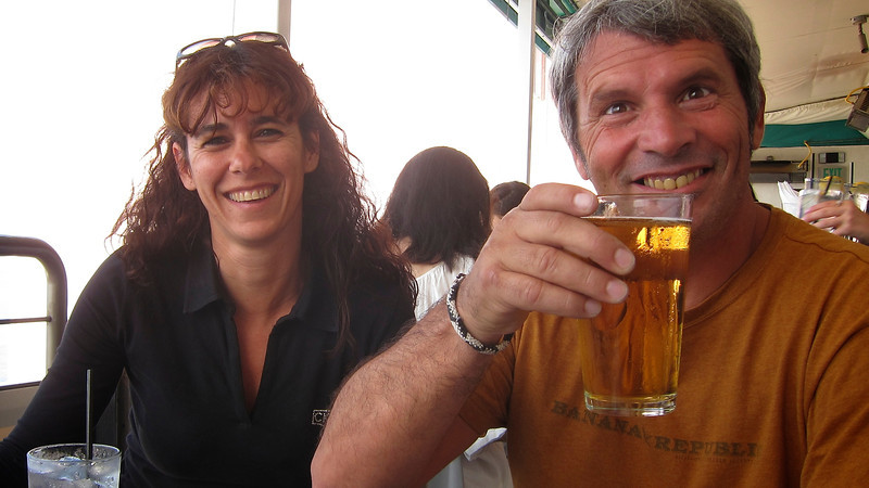 Daniel Visits From Argentina May 2011