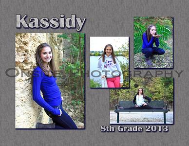 Kassidy Canvas 18x24