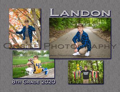 landon1 Canvas 18x24
