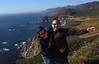 Atop Hurricane Hill, Big Sur