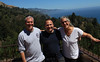 Cousins at Nepenthe, Big Sur