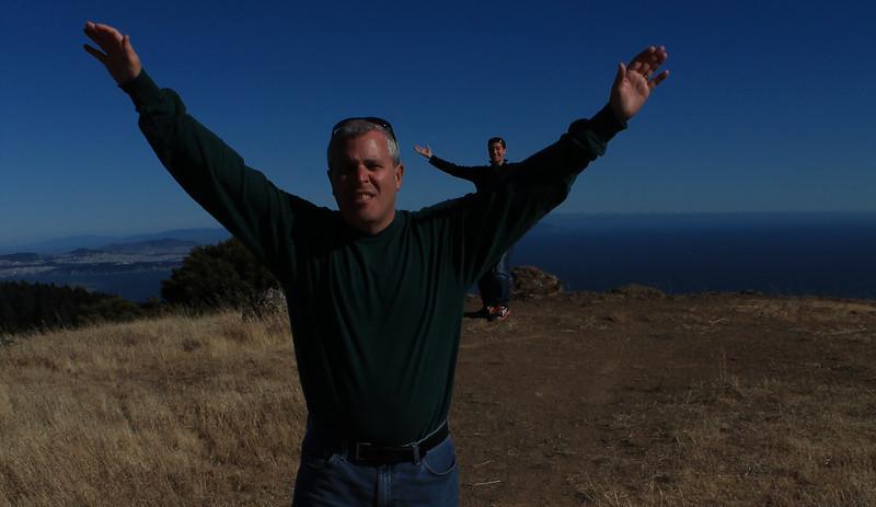 Trojan Point, Mount Tamalpais