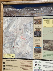 Details here: http://www.14ers.com/route.php?route=demo1&peak=Mt.+Democrat