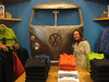 VW Van @ Patagonia Store
