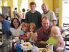Breakfast at Barefoot Cafe, Fairfax.