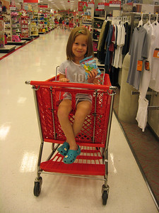 Maren at Novato Target