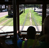On St. Charles Avenue Streetcar