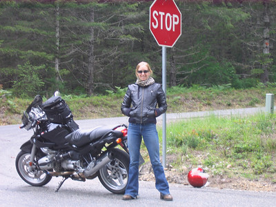 Island hopping with Kari in June. 100 miles ride to Vashon for breakfast then to the Kitsap for a ride around the Tahuya area.