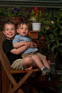 Dom and Kai Grasso