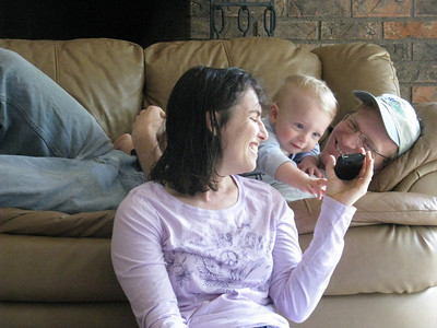 Cody will have his own iPhone soon.