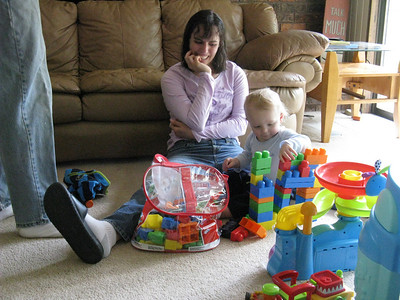 Cody wants to be an engineer - like his parents.