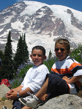 Vogels - SF & Mt. Rainier - Summer 2003