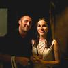 Igor and Hannah Inside EMP