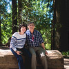 Boris and Irina Hike to Snoqualmie River