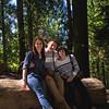 Hannah, Igor, Irina Hike to Snoqualmie River