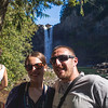 Igor and Hannah Snoqualmie Falls