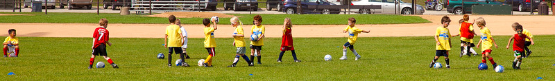 AYSO Soccer Camp<br /> Deerfield, IL