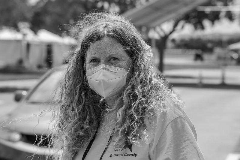 @ Tradewinds mass vaccination center<br /> Ft Lauderdale, FL