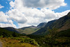Day 2 Ennerdale Bridge to the Black Sail Hut then up, up, and up to Borrowdale