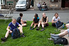Day 5 - Shap to Orton, lunch at the Chocolate factory then on to the Black Swan in Ravenstonedale