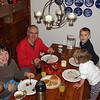 Andrea, Bernie and the kids of Zurich, Switzerland!