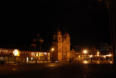 We spent our first day in Cusco acclimating to the altitude. This meant lots of naps and drinking lots of water and mate de coca. That night, we had cheap Chifa (Chinese) food for dinner.
