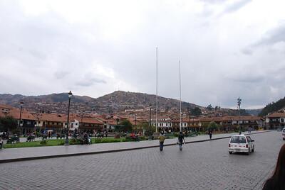 Plaza de Armas, the main square of Cusco