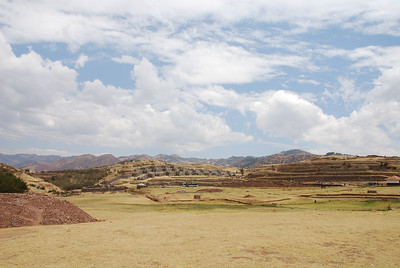 Some believe the walls of Sacsayhuamán were used to form the head of the Puma that Sacsayhuamán along with Cuzco form when seen from above. Like much Inca stonework, there is still mystery surrounding how they were constructed.