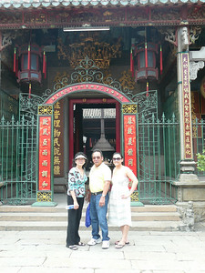 Chinese Buddhist Temple #1