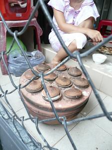 Banh khot maker
