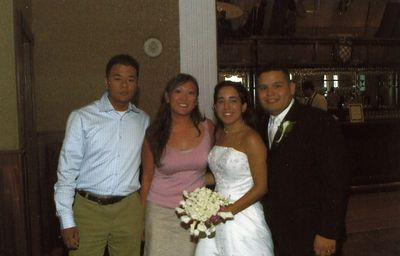 Sarah's wedding 7/18/2004