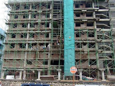 New building for Aravind.