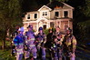 Hillburn, NY firefighters mutual aid to Suffern