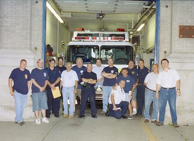 Buff Night 2004 at Newark Rescue 1.