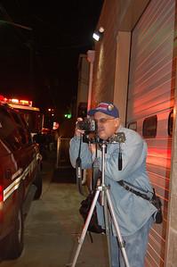 Ron Johnson, Car 64, shoots a Passaic multiple.