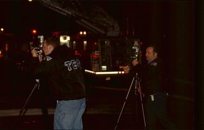21 and EX-4 shoot a Newark job