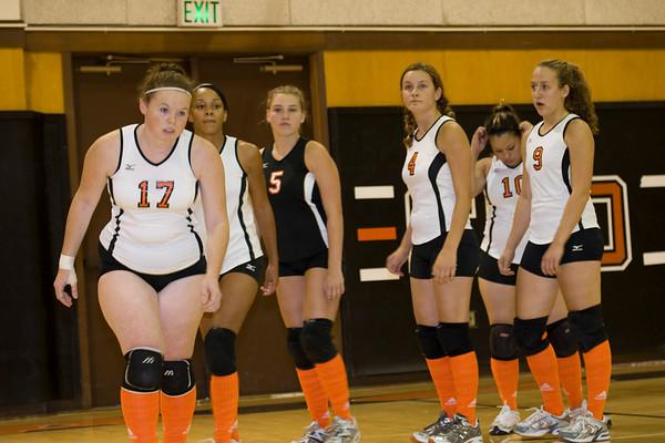 Alexa Volleyball Game, Sept. 12, 2007