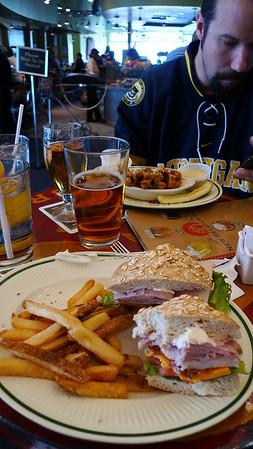 Mmm lunch