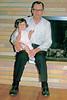 Terri (13 Mo. )Patty Cake Girl with Grandpa Gammage