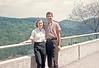 Honeymoon - Art & Nancy at Norris Dam