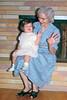 Terri (13 Mo.) With Grandma Gammage