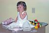 Terri's 1st Birthday Party - Yum-Yum Cake