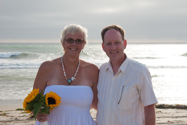 10th Anniversary Vow Renewal, San Diego