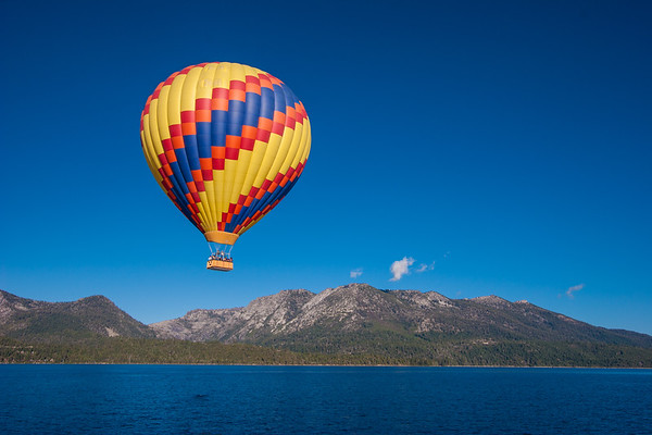 12th Anniversary, Tahoe Balloon