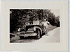 Note 1941 license plate and embossed date ; July 1941  - pop and me and the Studebaker... see 3 other photos with<br /> same date....