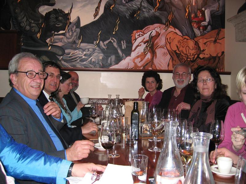 Vestris at Incanto, Mar 2006