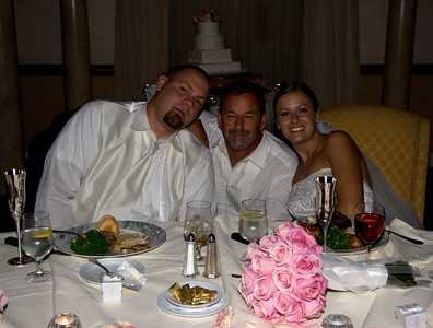Corinne and Pete's Wedding 2007